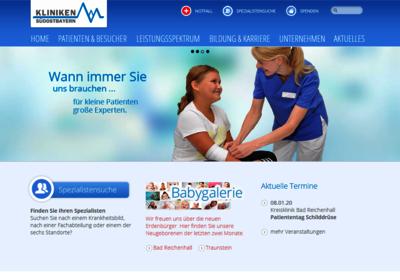 Kliniken Südostbayern AG