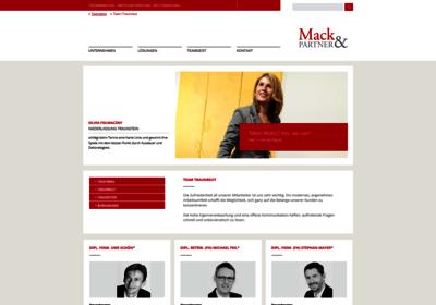 Mack & Partner PartG mbB Steuerberatungsgesellschaft, Traunreut