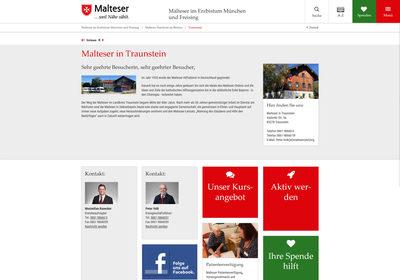Malteser Hilfsdienst Traunstein