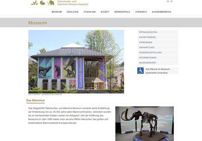 Naturkundemuseum Siegsdorf