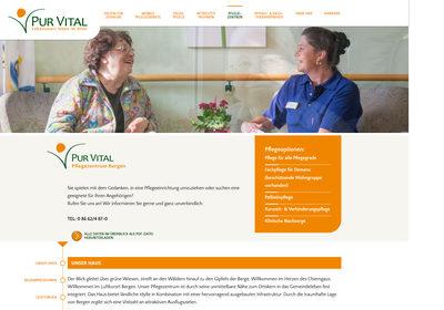 PUR VITAL Pflegezentrum Bergen