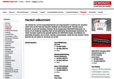 REMONDIS Chiemgau GmbH