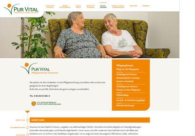 PUR VITAL Pflegezentrum Traunreut