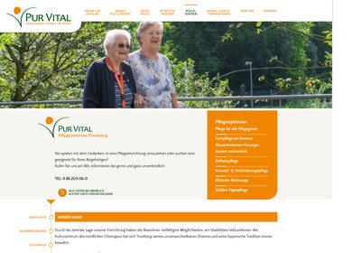 PUR VITAL Pflegezentrum Trostberg