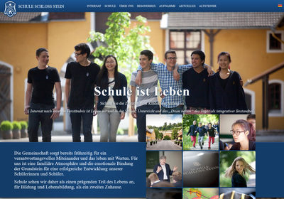 Schule Schloss Stein e.V.