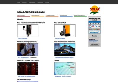 Solar-Partner Süd GmbH