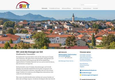 Stadtwerke Traunstein GmbH & Co. KG