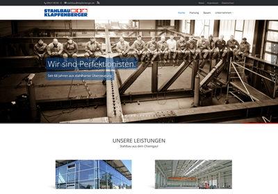 Stahlbau Klapfenberger