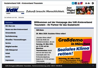 VdK-Kreisverband Traunstein