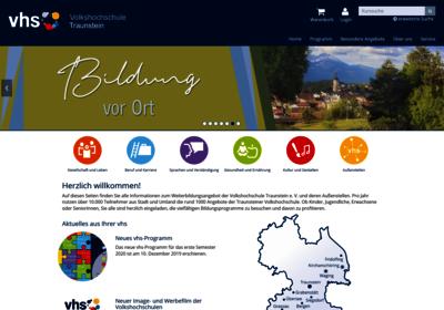Volkshochschule Traunstein e. V.