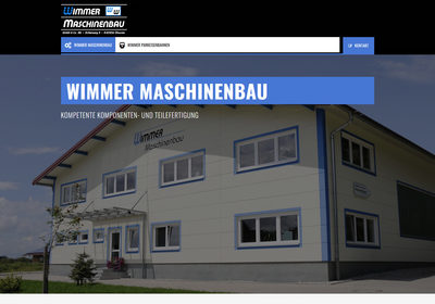 Wimmer Maschinenbau GmbH & Co. KG