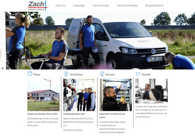 Zach Elektroanlagen GmbH & Co. KG