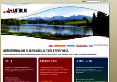 Anthojo-Unternehmensgruppe – Pflege & Sozialtherapeutische Einrichtung St. Bartholomä Samerberg GmbH