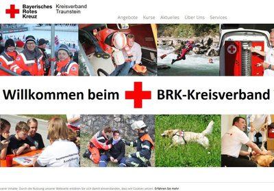BRK-Kreisverband Traunstein