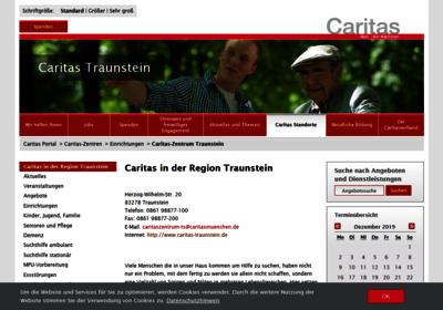 Caritas-Zentrum Traunstein
