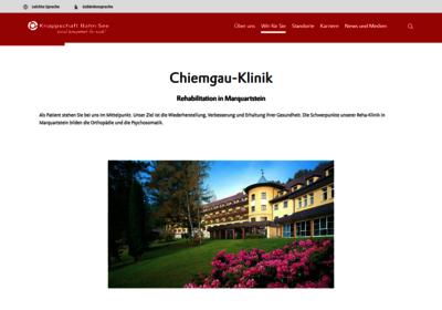 Chiemgau-Klinik (KBS)