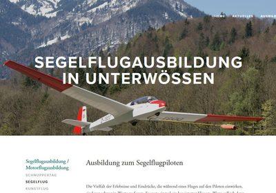 Deutsche Alpensegelflugschule Unterwössen DASSU