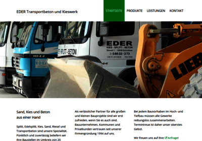 EDER Transportbeton GmbH