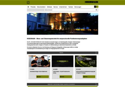 Heidenhain, DR. JOHANNES HEIDENHAIN GmbH