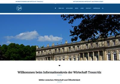 Informationskreis der Wirtschaft Traun/Alz IdW